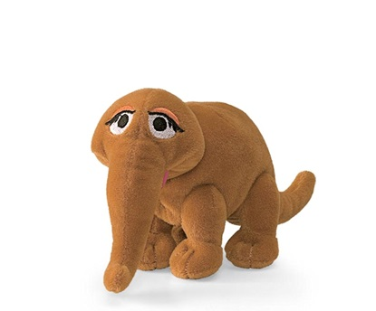 Picture of Snuffleupagus Beanbag