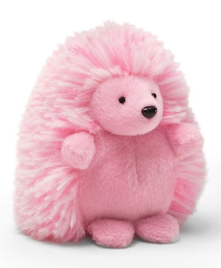 "Picture of ""Quilly"" The Porcupine - Light Pink"