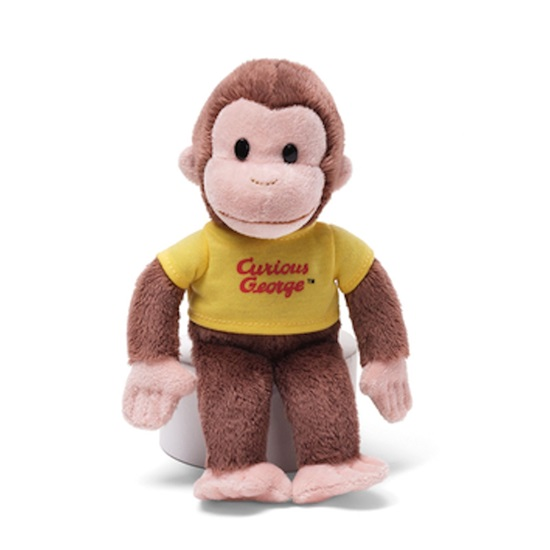 Picture of Curious George - Yellow Shirt