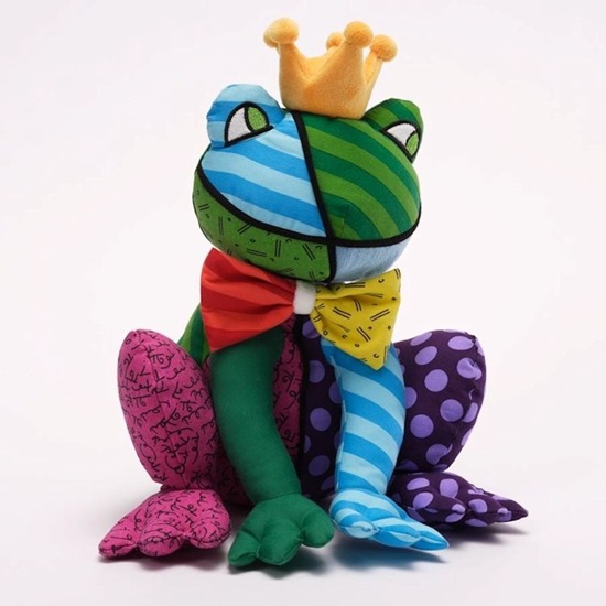 "Picture of ""Frederick The Frog"" - Britto Pop Plush"
