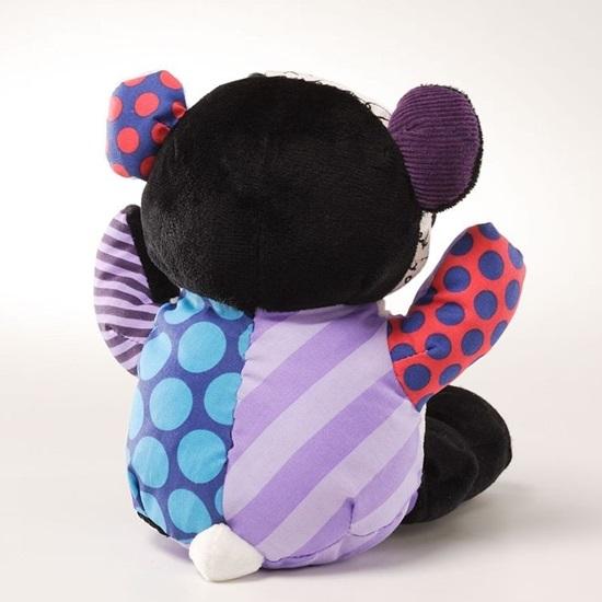 """Picture of """"Jackson """" Mini Panda - Britto Pop Plush"""