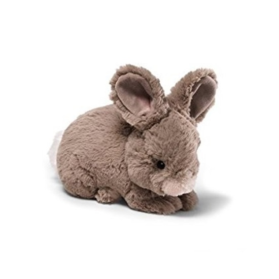 Picture of Lil Wispers Bunny - Gray/White