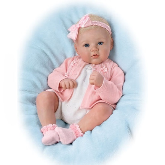 Picture of Perfect In Pink Annika - Cloth Body