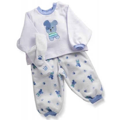 Picture of Puppy Pajamas Outfit