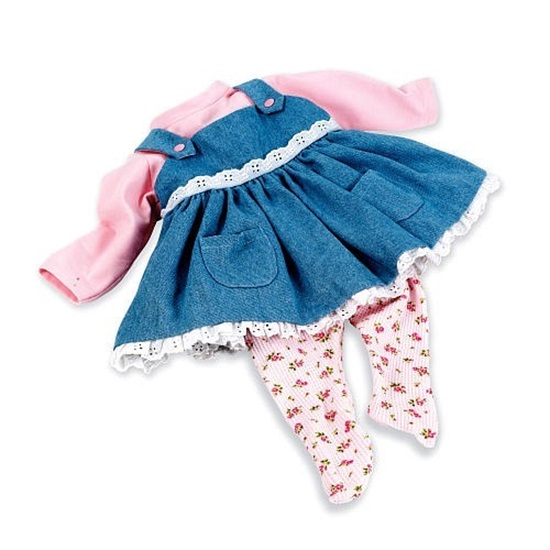 Picture of Dressy Denim Outfit