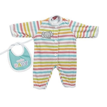 Picture of Stripe Elephant Outfit