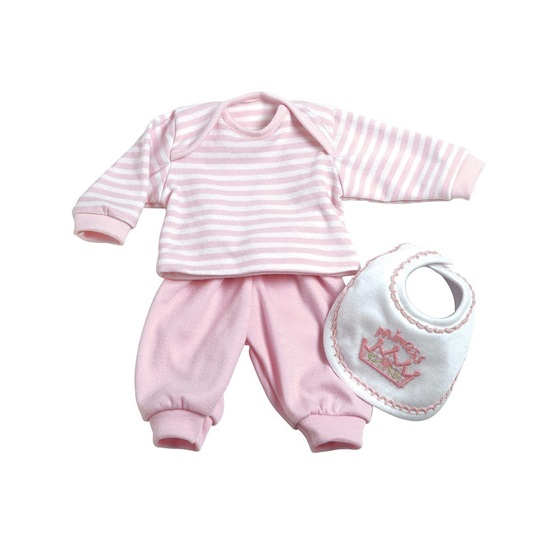 Picture of Pink Layette Set