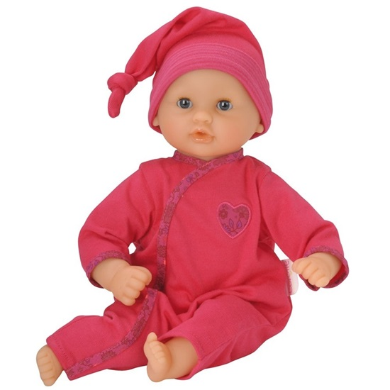 "Picture of Mon Premier Baby Doll ""Calin Grenadine"""
