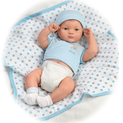 Picture of Sweet Baby Boy - In Stock - Next Day Shipping