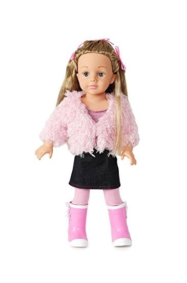 """Picture of Favorite Friends - """"Pink Glamour"""" - 18in (46cm)"""