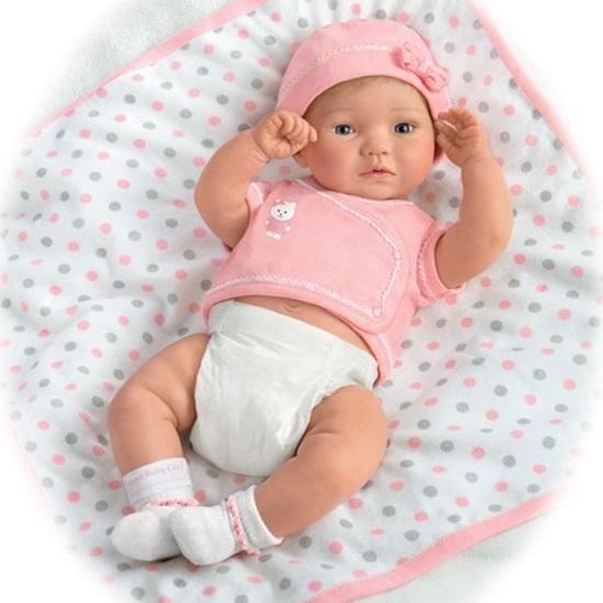 Picture of Sweet Baby Girl -Full Body Vinyl - IN Stock