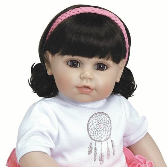 Picture of Free Spirit -Brown Hair Brown Eyes