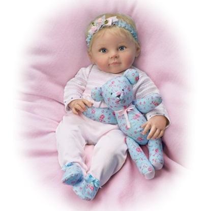 Picture of Lauren & Teddy - Cloth Body
