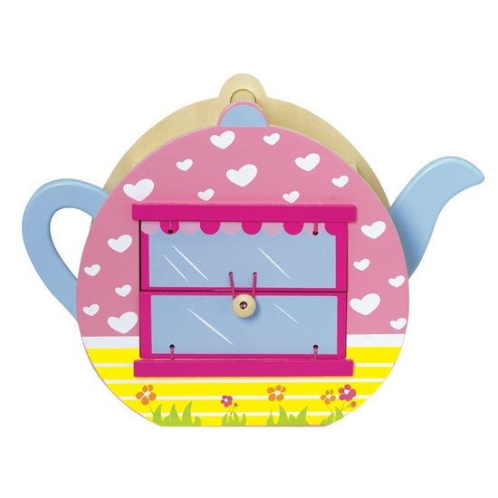 Picture of Teapot Cafe Wooden Playset