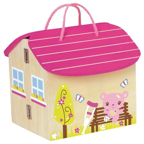 Picture of Owie Hospital Wooden Play Set