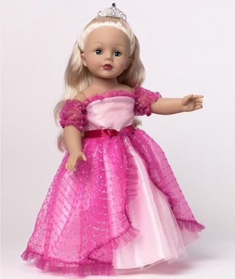 Picture of Pink Princess - Removable Wig