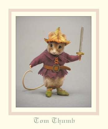 Picture of Tom Thumb - Fairy Tail Mice
