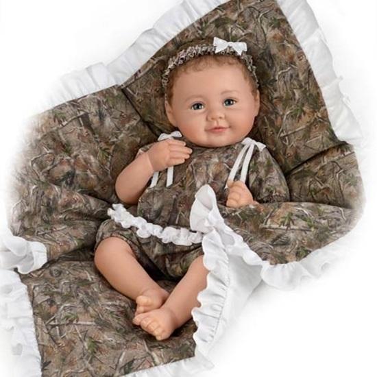 Picture of Camo Cutie - Cloth Body