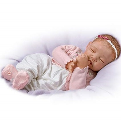 Picture of Sweet Dreams, Little Ava - Cloth Body