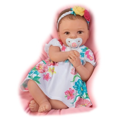 Picture of Presley -Pure Silicone with  Cloth Body