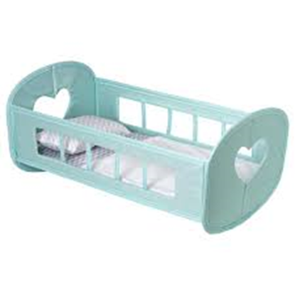 Picture of Zig ZagPack N Play Baby Doll Cradle - copy