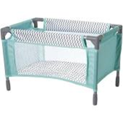 Picture of Zig Zag Playpen Bed