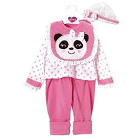 Picture of Pandariffic Outfit