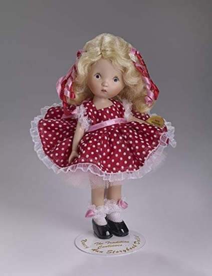 "Picture of ""Birthday Girl"" Nancy Ann Story Book Dolls"