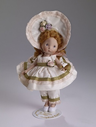 "Picture of ""Little Bo Peep"" Nancy Ann Story Book Dolls"
