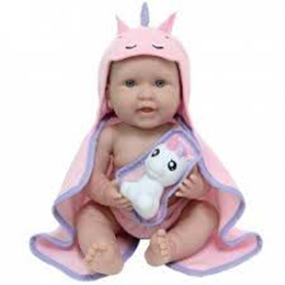 Picture of La Newborn Moments doll - Unicorn