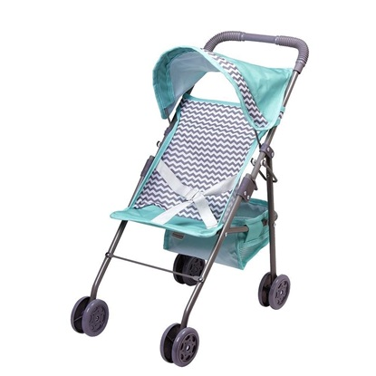 Picture of Zig Zag Medium Shade Umbrella Stroller