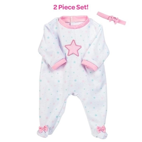 """Picture of Shining Star Outfit - Fits 16"""" dolls"""