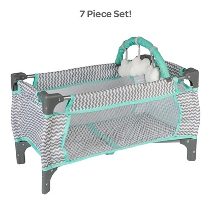 Picture of Zig Zag Deluxe Pack N Play