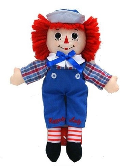 Picture of Raggedy Andy - 12 inches
