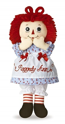 Picture of Raggedy Ann - 12 inches