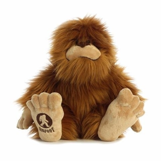 Picture of Bigfoot The Sasquatch - 12 inch plush