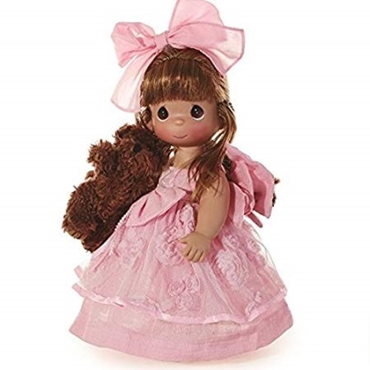 "Picture of ""Teddy Bear Dreams"" - Linda Rick - The Dollmaker - 12 inches - New in 2019"