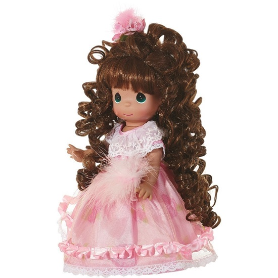 """Picture of """"Curly Locks"""" - Linda Rick - The Dollmaker - 12 inches - New in 2019"""
