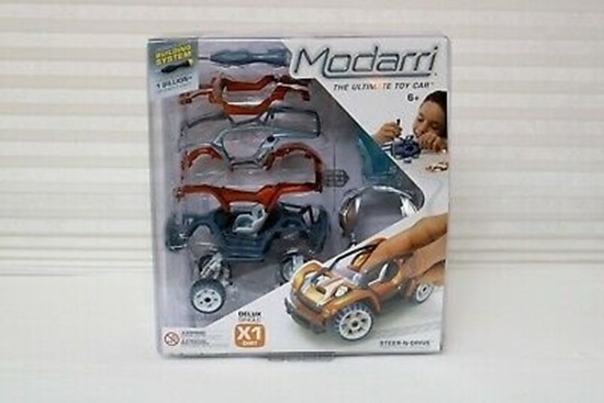 Picture of Modarri - Build It Yourself Toy Car - X1 Dirt Single Deluxe