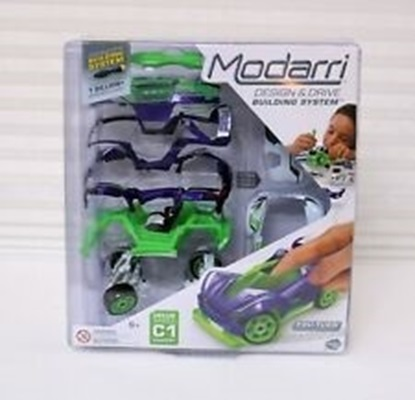 Picture of Modarri - Build it Yourself Toy Car - C1 Concept Car  - Scale 1:32