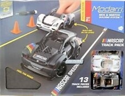 Picture of Modarri - NASCAR Track Pack Mix & Max Race Day Car Building System