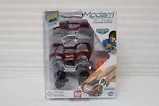 Picture of Modarri - Build it Yourself Toy Car - S2 Inferno Muscle Car  - Scale 1:32