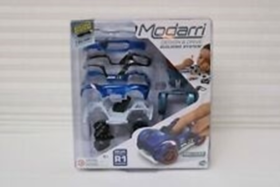 Picture of Modarri - Build it Yourself Toy Car - R1 Roadster Single - 1140-01