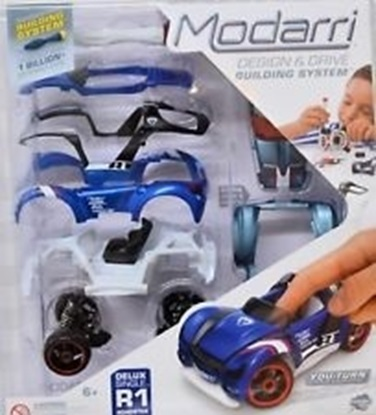 Picture of Modarri - Build It Yourself Toy Car - R1 Roadster Deluxe  - Scale 1:32