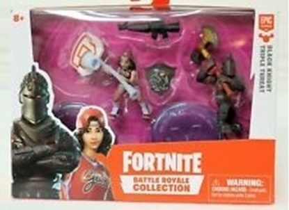 "Picture of Fortnight - Battle Royale Collection - ""Black Knight & Triple Threat"""