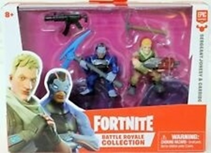 "Picture of Fortnight - Battle Royale Collection - ""Sergeant Jonsey & Carbide"""