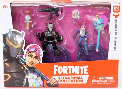 "Picture of Fortnight - Battle Royale Collection - ""Omega & Brite Bomber"""