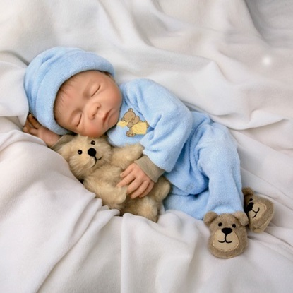 Picture of Sweet Dreams, Baby Jacob - Cloth Body