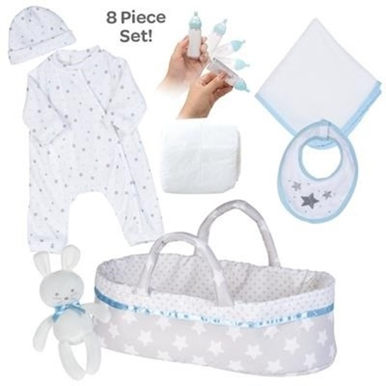 Picture of Adoption Baby Essentials - Sweet Star - Fits 16 inch dolls