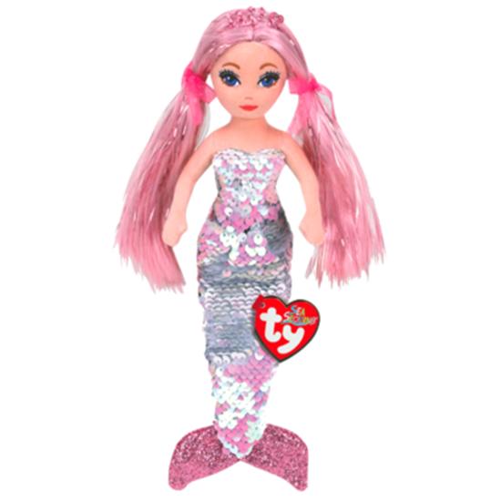 "Picture of Sea Sequins Plush Mermaid - ""Cora"" - 18 inches"